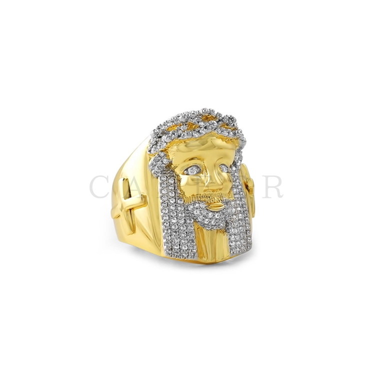 CR1707004 Mens Ring Arab Feature Special Design Ring