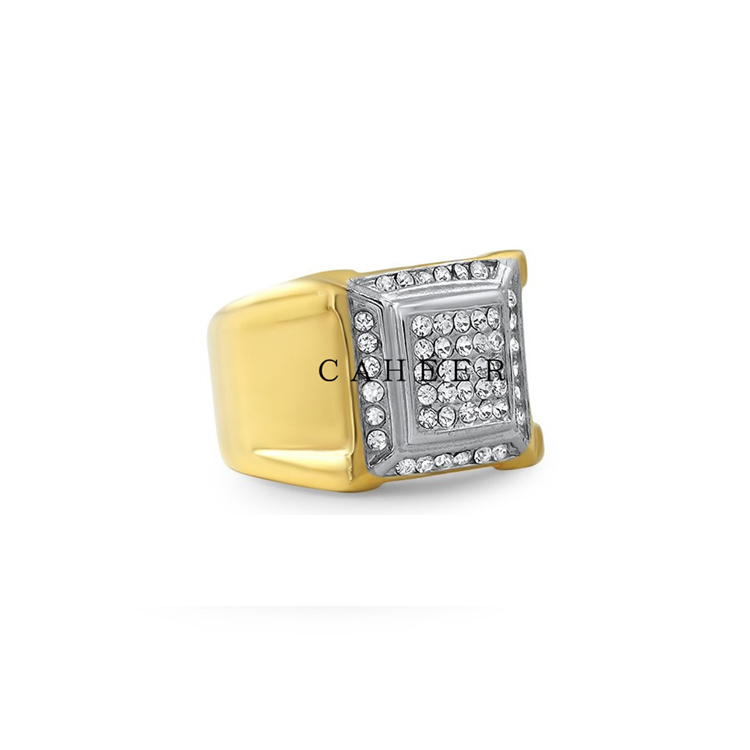 CR1707016 Cheap Wholesale Gold Ring Designs For Men